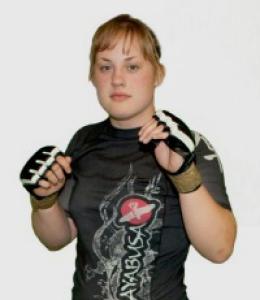 Vechter Elaine Hansen