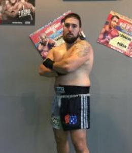 Vechter Mourad Benharik